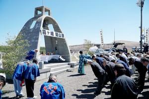 0523霧ケ峰開山祭・笠原 のコピー