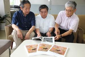 清陵73回生記念誌 のコピー