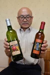 190807三澤さん3回目ワイン完成*