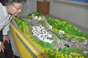蛍の生態ジオラマ作るネット用