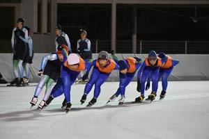 HPスケート部