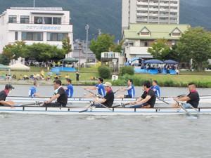 下諏訪レガッタ200913