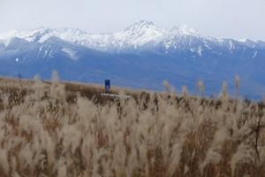 HP201019㊥山々初冠雪2