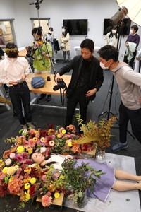 hp201023洋菊展示会